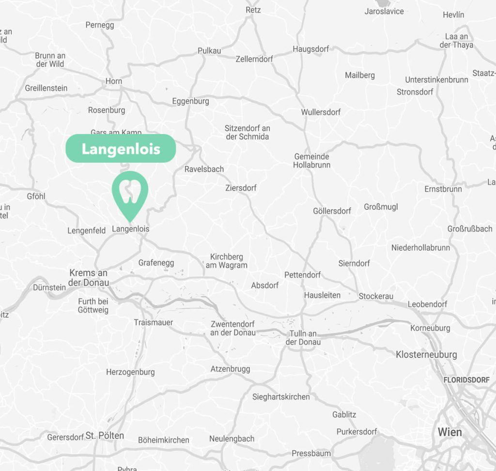 Karte Langelois Zahnarzt